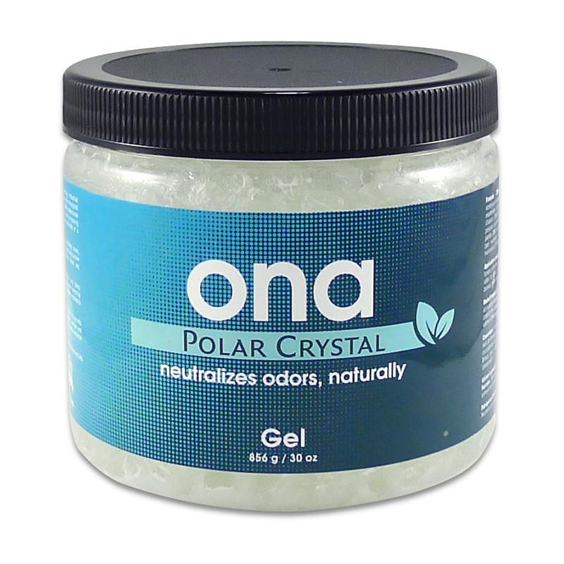destructeurs d'odeurs Ona Gel Polar Crystal 732g