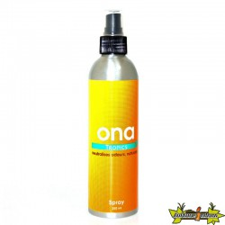 Destructeur d'odeurs Ona spray - Tropics 250ml