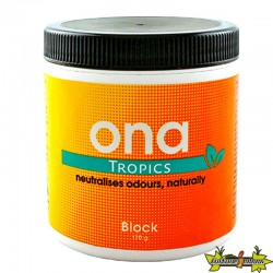 Destructeur d'odeurs Ona Block - Tropics 170g