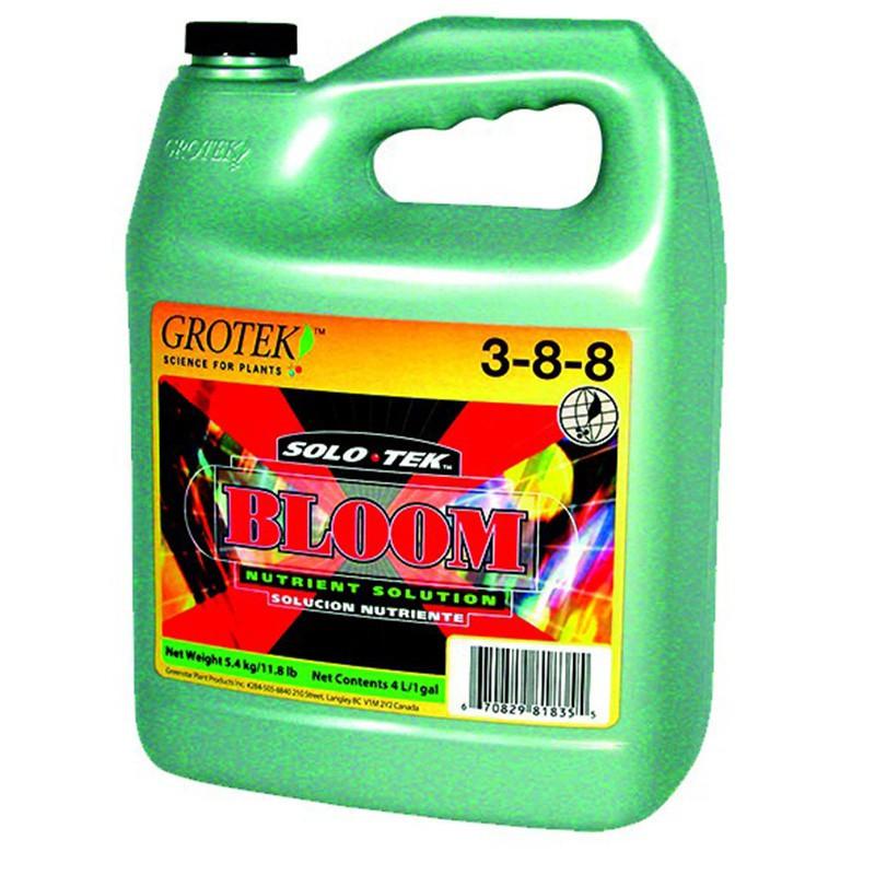 Grotek Solo-Tek Bloom 1L , engrais de floraison liquide