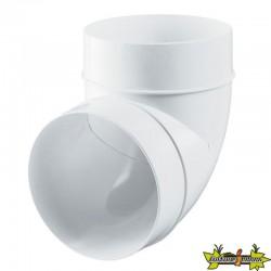 Winflex - Coude 90° - raccord de ventilation - Ø100mm