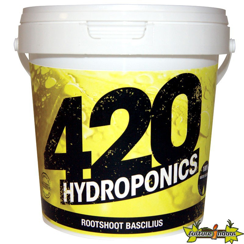 420 hydroponics rootshoot bascilius 200g bact ries b n fiques activateur de racines bio 420. Black Bedroom Furniture Sets. Home Design Ideas