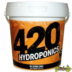 420 Hydroponics - BloomLong 1Kg powder , engrais floraison longue , terre , hydro , coco