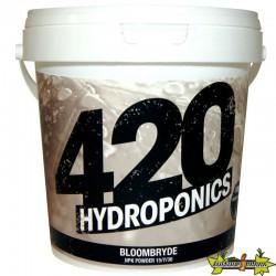 420 Hydroponics - BloomBryde 250g powder (automatic) engrais floraison autoflowering terre,hydro , coco