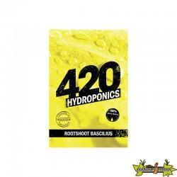 420 Hydroponics - RootShoot Bascilius 25g , bactéries bénéfiques, activateur de racines bio