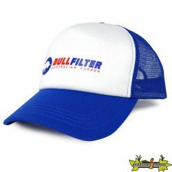 CASQUETTE TRUCKER BULL FILTER australian carbon best filters