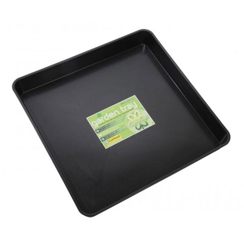 garland TABLE de récupération 25L 60 x 60 x 7 cm , soucoupe , table de culture