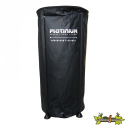 RESERVOIR FLEXIBLE 100L PLATINIUM- cuve pliable-facile transport