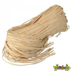 BOTTE DE RAPHIA NATUREL - 50GR