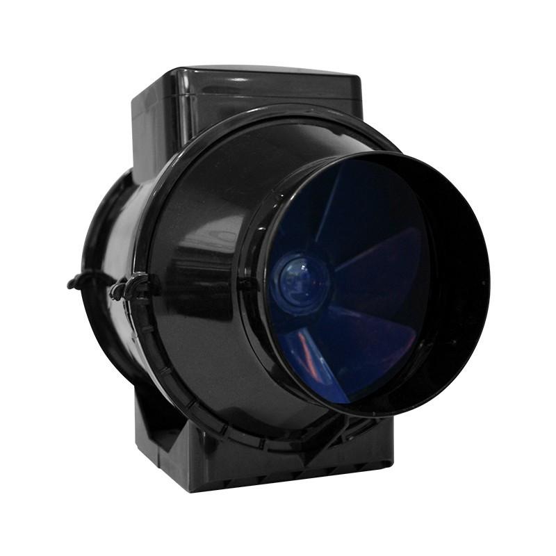 Extracteur d'air TT 100mm 145/187 m³/h Winflex ventilation ,aérateur