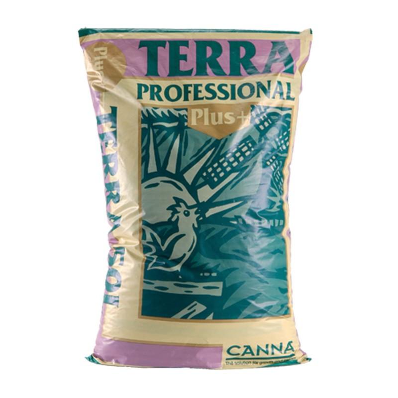 Terra professional plus 50L terreau canna pour la floraison des plantes