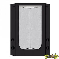 Blackbox Silver Chambre de Culture d'angle - BBS 120x75x200cm