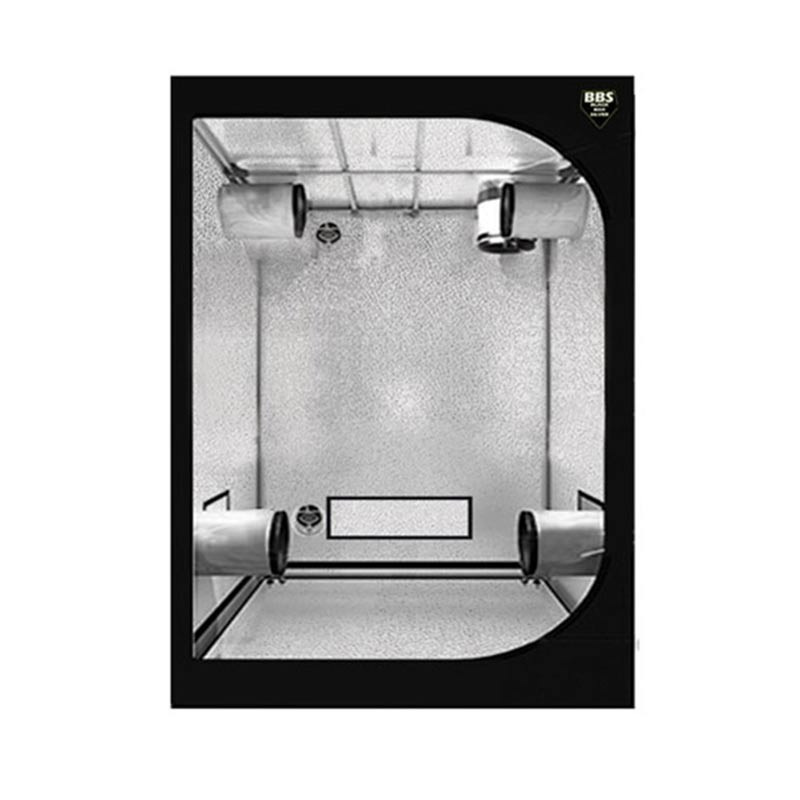 Blackbox Silver Chambre de Culture - BBS V2 - 125X62X180 cm ,  placard de culture