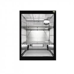 Blackbox Silver Chambre de Culture - BBS Modular 2/3 Étages Divisibles - 90X60X210 cm , placard de culture