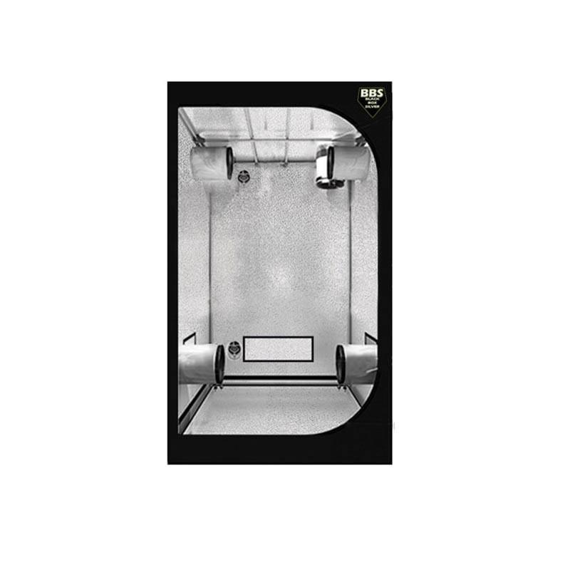 Blackbox Silver Chambre de Culture - BBS V2 - 80X80X180 cm , placard de culture