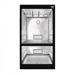 Blackbox Silver - Chambre de culture 2 étages - Dual BBS - 80x80x200 cm - croissance et floraison