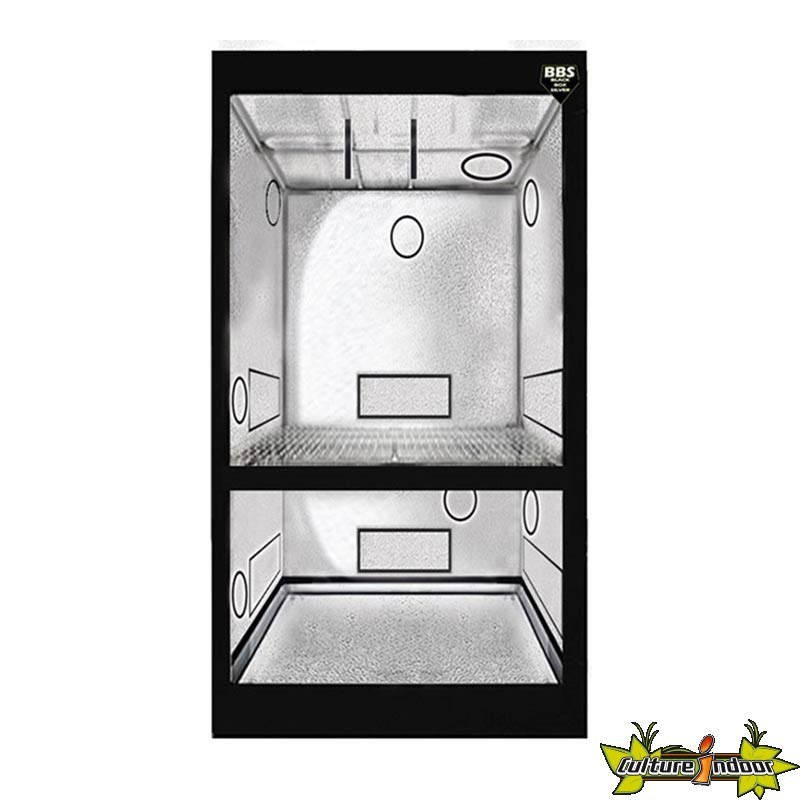 blackbox silver chambre de culture dual bbs 0 64 m. Black Bedroom Furniture Sets. Home Design Ideas
