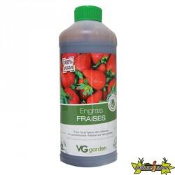 Engrais Fraise Biologique/vegan 1L-VG GARDEN