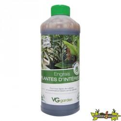 Engrais Plantes d'intérieur Biologique/vegan 1L-VG GARDEN