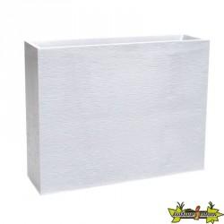 Muret LOFT XL GRAPHIT BLANC CERUSE 99.5X29.5X78.5CM 63L-eda plastiques