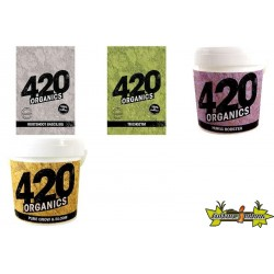 PACK BIO 420 ORGANICS Amendement arrosage à l'eau uniquement