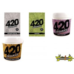 PACK GUANO 420 ORGANICS Amendement arrosage à l'eau uniquement