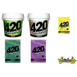 PACK 420 HYDROPONICS - HYDRO-TERRE-COCO FLORAISON AUTOMATIQUE