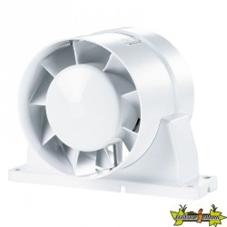 Extracteur VKOk TURBO 100mm - 135m3/h - Winflex