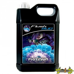 Flush Bud 5L , solution de rinçage , Platinium Nutrients