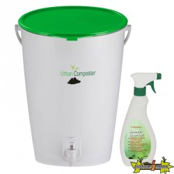 KIT URBAN COMPOSTER 15L SPEEDY COMPOST