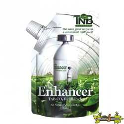Sachet de recharge pour bouteille de CO2 TNB NATURALS THE ENHANCER