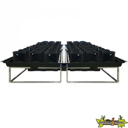 TABLE A MAREE FLOWTABLE PRO CARRE 15 + 72 AIRPOTS 9.2L SYSTEME COMPLET