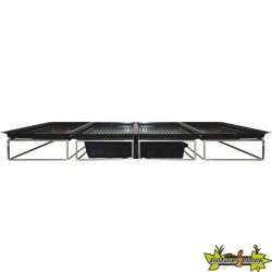 TABLE A MAREE FLOWTABLE PRO RECTANGLE 15M2 SYSTEME COMPLET