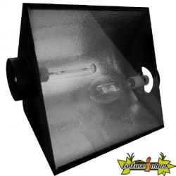 Produit d'occasion: Réflecteur CIS Double Super-Cool 150mm (2 lampes) vitré ventilé , ,douille E40, pour hps ou mh 150 à 1000w