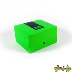Fum Box petit model en bois de couleur vert