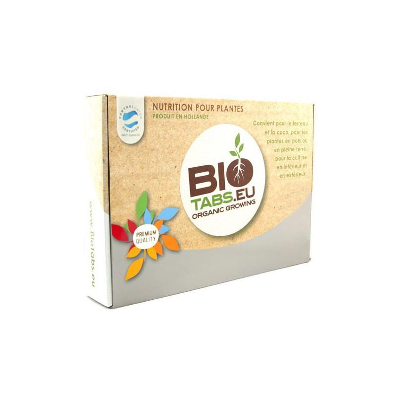 BioTabs Starter Box , pack engrais biologique complet croissance et floraison