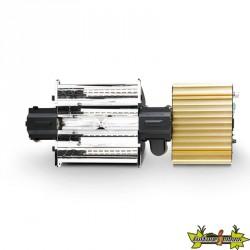 Dimlux - Kit complet 630W avec Ballast 630W Xtreme, 2 ampoules CMH 315W Full Spectrum et Réflecteur Alpha Optics 98