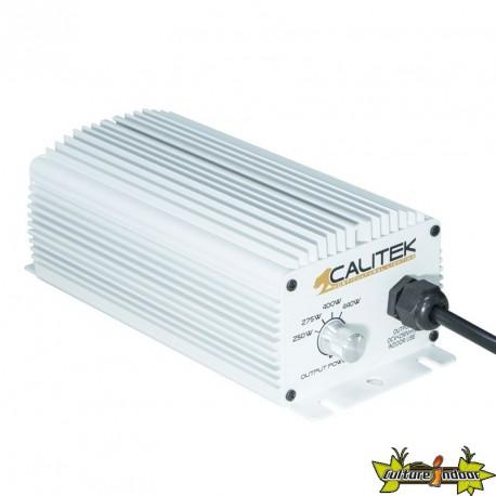 Calitek Ballast électronique 400W pour ampoule HPS/MH