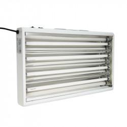 Kit néons T5 Superplant - T5 2x4 96W 6500°K - 2700K°, turbo néons, rampes néons
