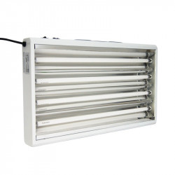 Kit néons T5 Superplant - T5 2x4 96W croissance 6500°K , ,turbo néons , rampes néons
