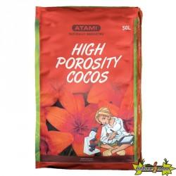 ATAMI - High Porosity Cocos ( Haute porosité ) 50L - Substrat fibre de coco