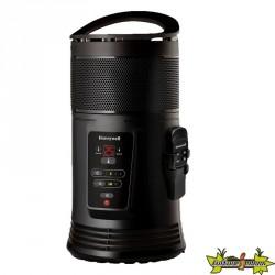 Radiateur céramique 360° avec télécommande et thermostat intelligent HZ445E4 - Honeywell