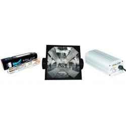 KIT ECLAIRAGE ELECTRONIC 600w SUPERLUMENS 25-ballast-reflecteur-ampoule