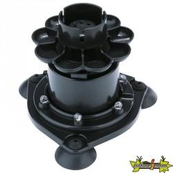 Pompe à air submersible LED PY-001 - Débit: 120L/h
