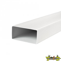 TUBE PVC 60MMX120MM - 1500MM