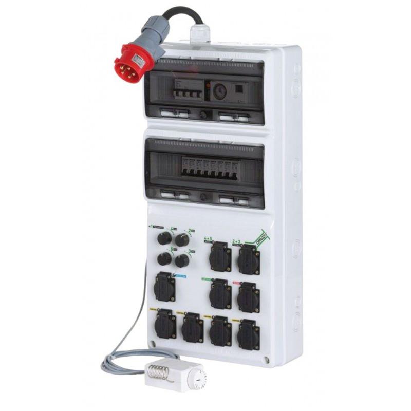 DAVIN Mini-Grower triphasé , controlleur chambre de culture complet ,  ventilation , eclairage