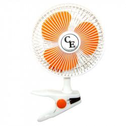 Ventilateur à pince -Clip Fan 20cm 13W 2 vitesses