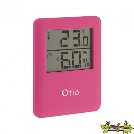 Thermomètre Hygromètres rose Otio 65x80mm
