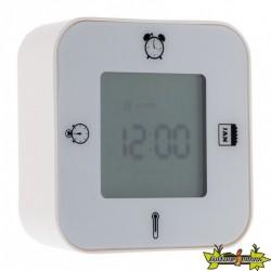 Thermomètre magique 4 en 1 pour l'intérieur - Otio