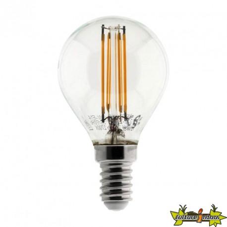 400lumens Led E14 Ampoule Filament Sphérique 2700k Elexity 4w Nn0OPXZw8k